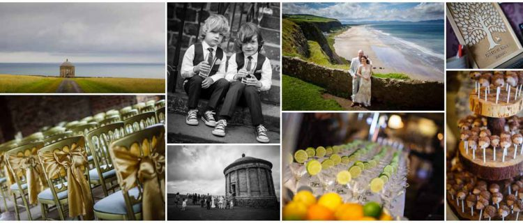 having your wedding at mussenden temple