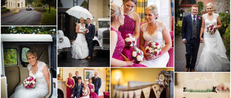wedding at roe park resort limavady