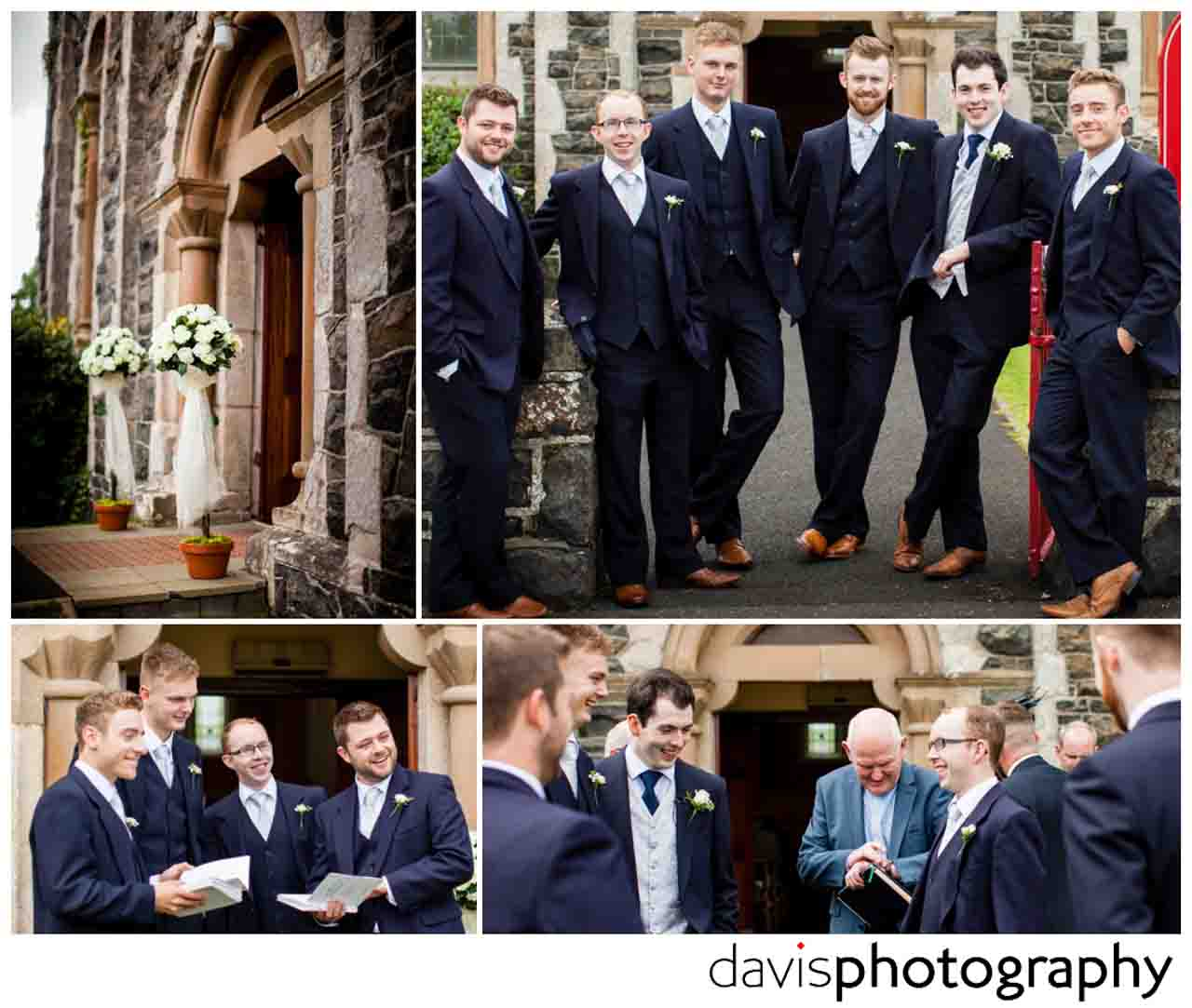 ballymoney church wedding