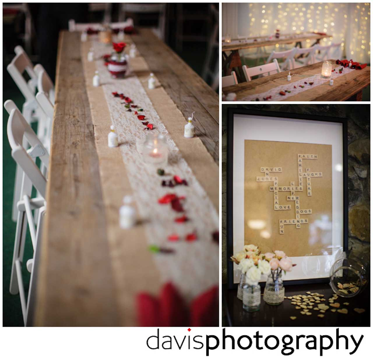 wedding barn inspiration