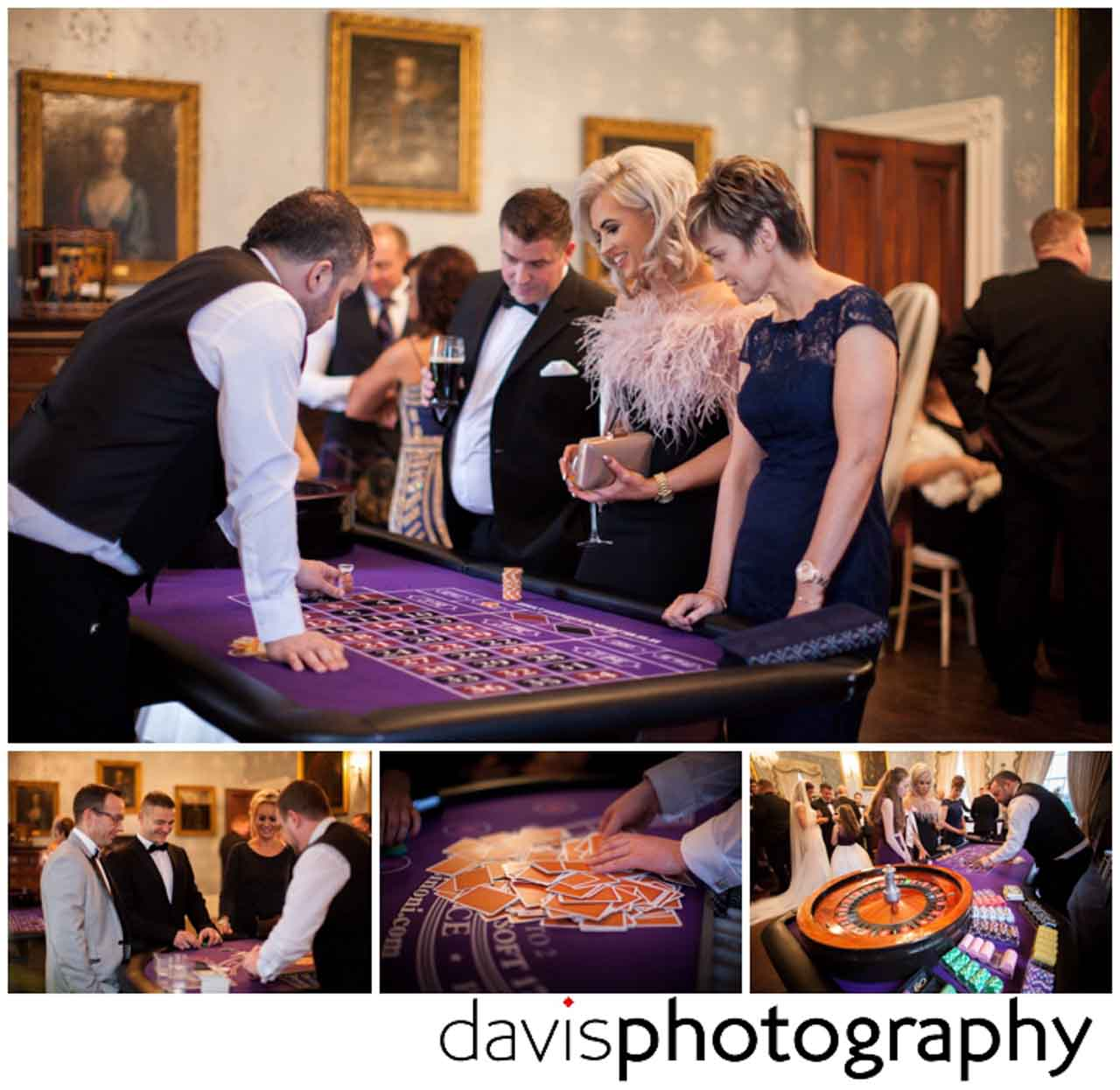 casino for wedding guests