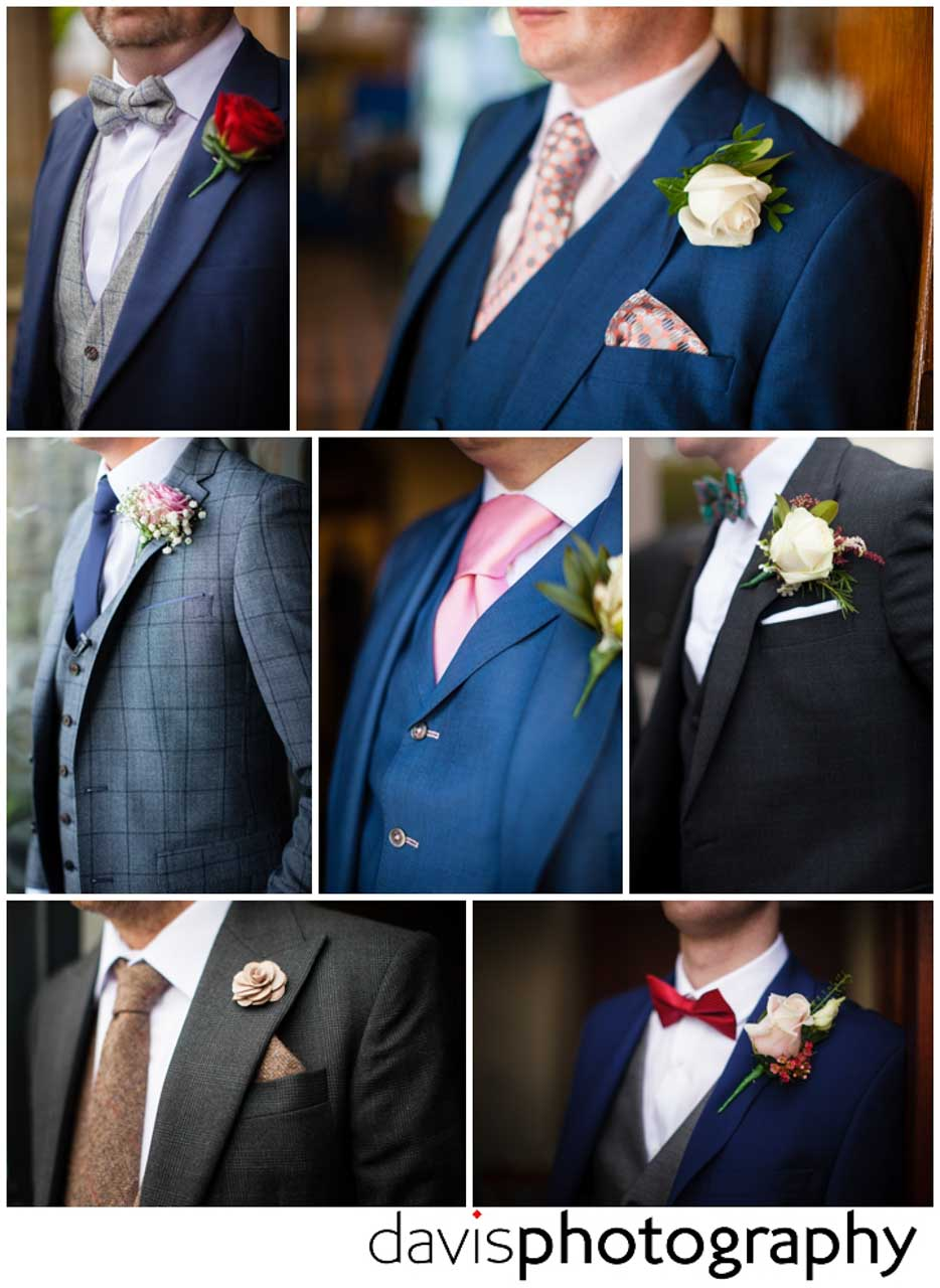wedding suits for men ireland